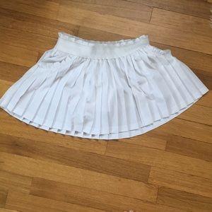 XS Women's Head tennis skirt with pockets